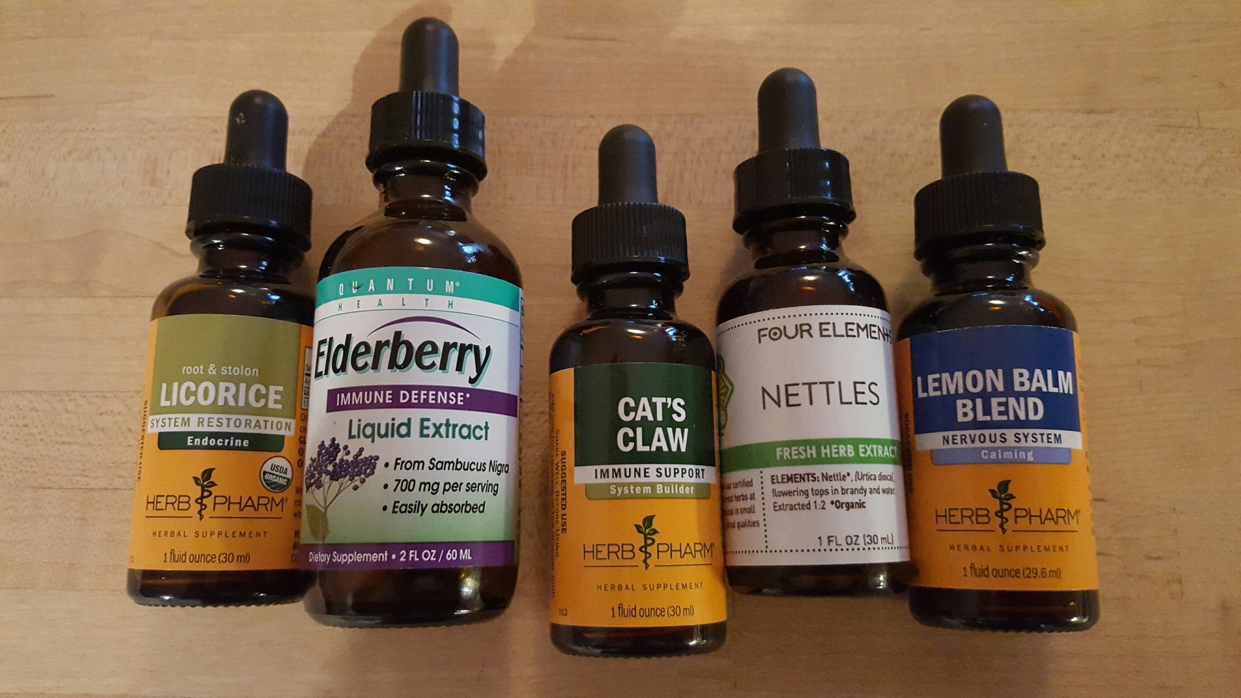 Western medicine offers not treatment for EBV other than rest and a healthy diet so I am trying to heal myself through natural remedies. My army in the war against the virus. Most of the remedies taste pretty bad which makes me feel like they are working.