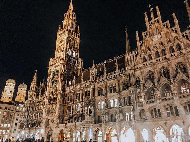 Munich, you have stolen my heart 💕🇩🇪