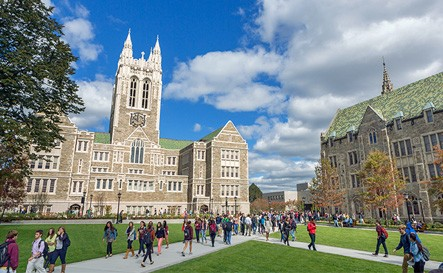 Boston College - Center for Human Rights and International Justice