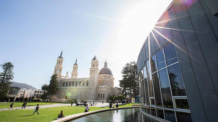 University of San Francisco - Keynote, Prophetic Leadership Women Shaping Catholic Social Tradition