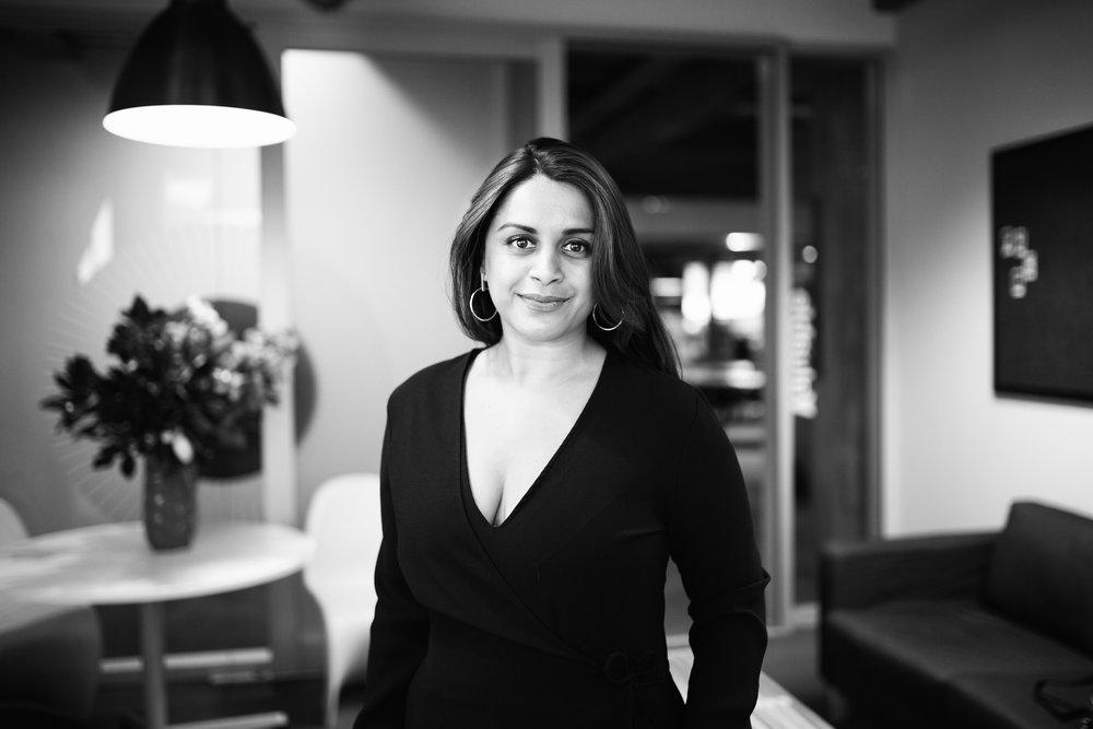 DDB Sydney MD Priya Patel