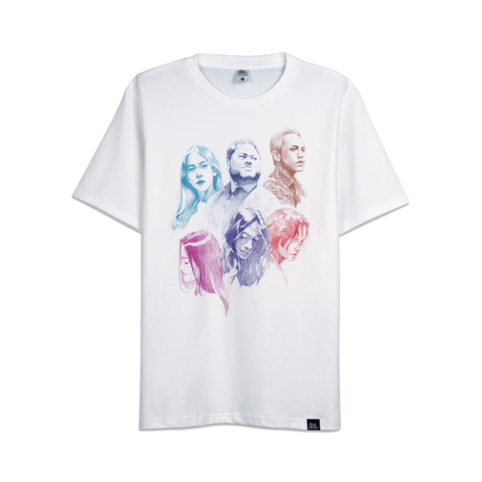 Barasuara White T-Shirt