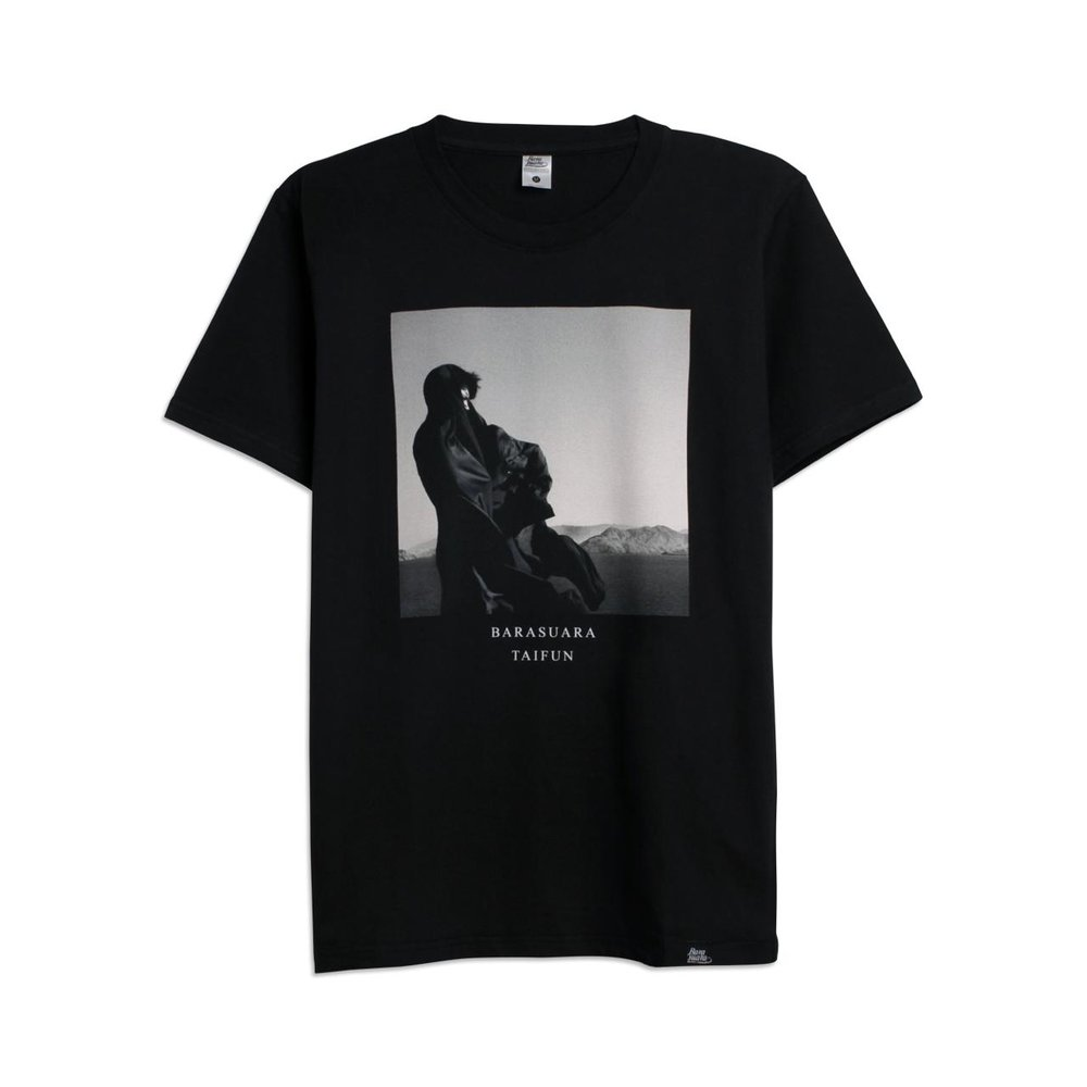 Taifun Black T-Shirt