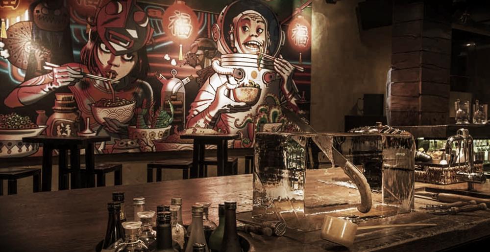 EAT & DRINK_  ROKA@CHARLOTTE STREET.  #Japanese #BestinClass #TheOriginal #ShochuBar   https://www.rokarestaurant.com