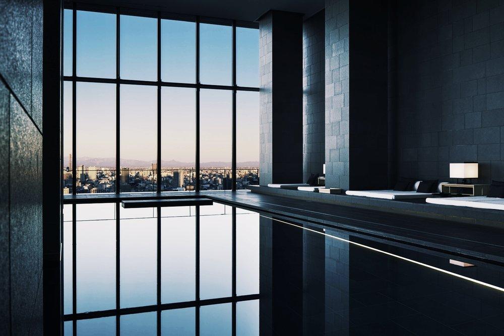 SLEEP_  AMAN TOKYO.  #Style #Aman #Design #BestinClass #Tokyo   https://www.aman.com/ja-jp/resorts/aman-tokyo
