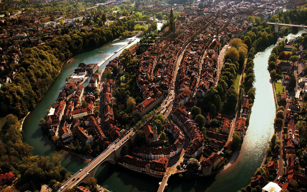 BERN. - SWITZERLAND.Edition 2019.
