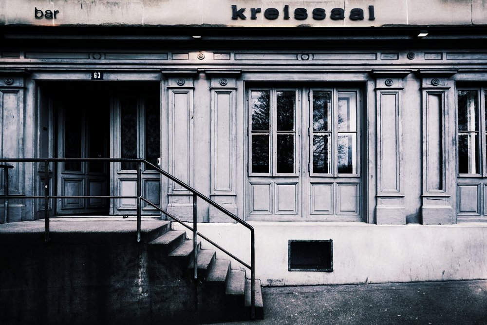 BAR & CLUB_  KREISSAAL.  #Bar #Tradition #OldCity    http://www.kreissaal.be