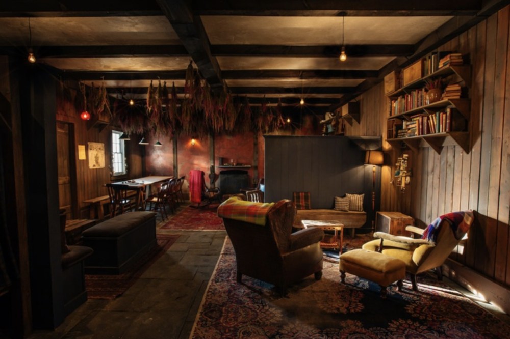 BAR & CLUB_  SLEEP NO MORE.  #Bar #Theater #Vintage #McKrittick   https://mckittrickhotel.com
