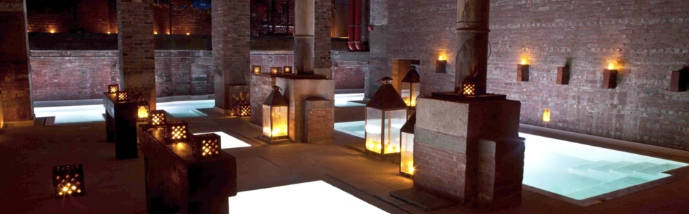 SPA & WELLNESS_  BEAIRE - ANCIENT BATH..  #AncientBath #Wellness #Spa #Relaxation #Interiors   https://beaire.com/en/aire-ancient-baths-newyork