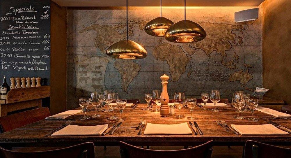 EAT & DRINK_  DAS GOLDENE KALB.  #Meat #Style #Classics #GoldenesKalb  http://zum-goldenen-kalb.de