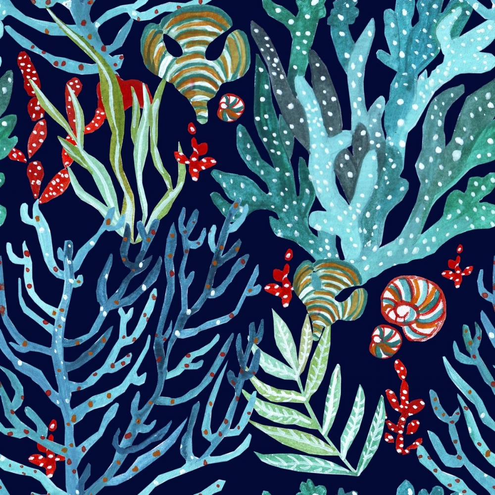 Coral Reef by Anca Pora