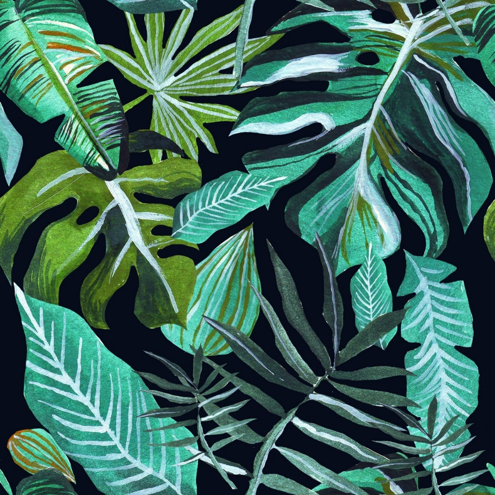 tropical leaves by Anca Pora