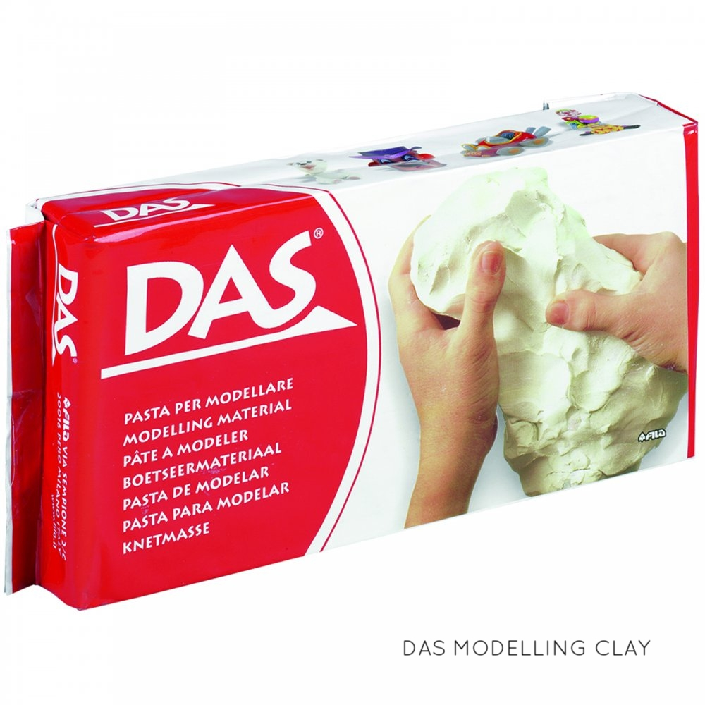 DAS AIR DRY MOLDING CLAY