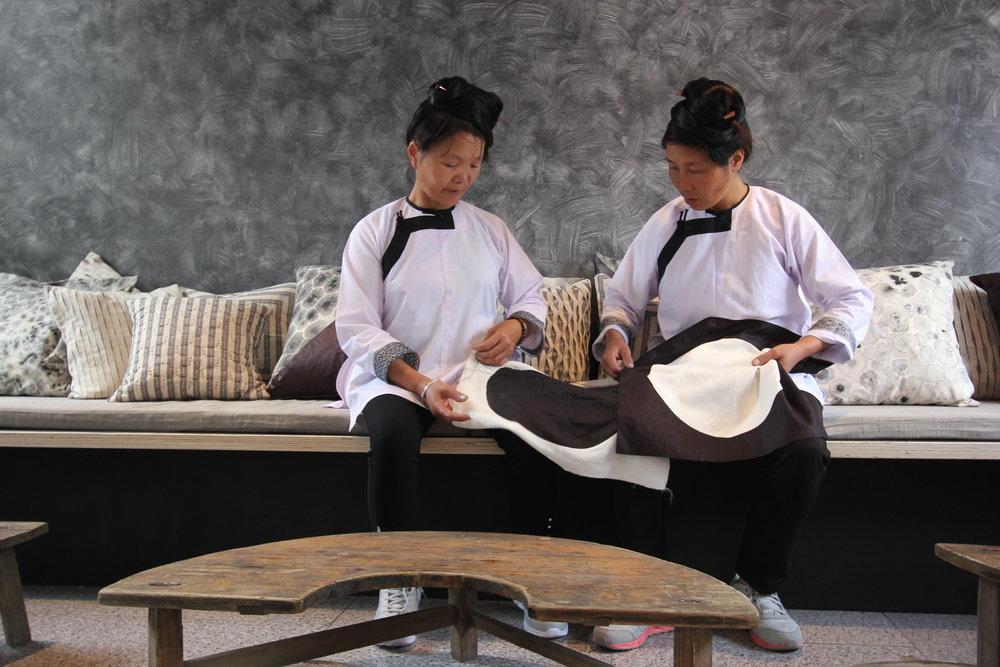 Shenshu and Bimeng @The Dye Room