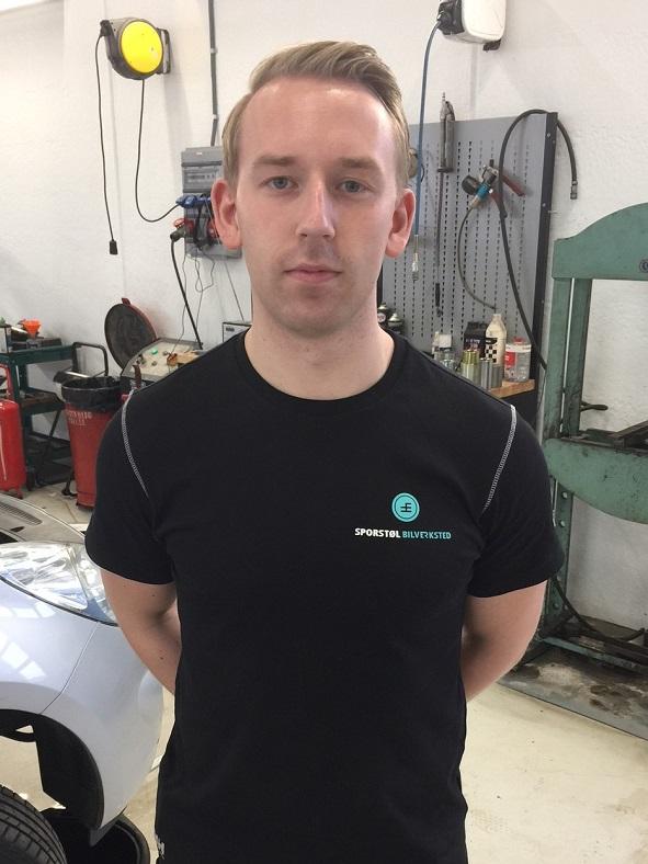 Tommy Sporstøl - Formann og teknisk ledardialog@dragsundverksted.no