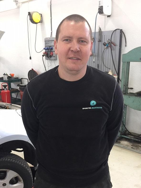 Svajunas Tomosauskas - Mekanikar