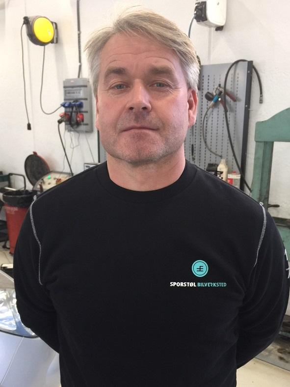 Geir Sporstøl - Daglig ledardialog@dragsundverksted.no