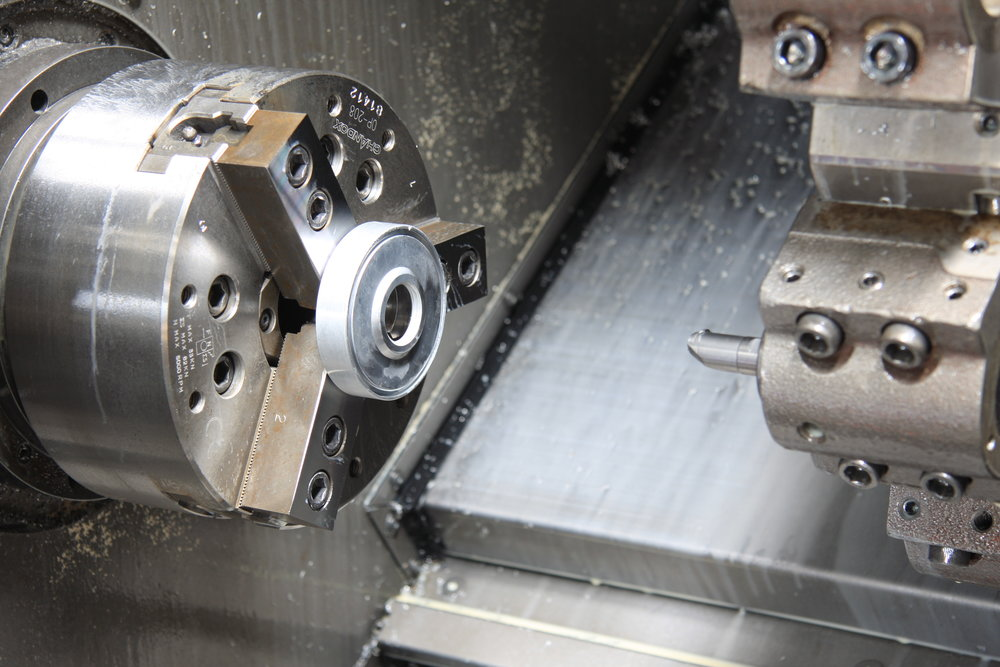 CNC - Computerized production process offers production efficiency and flexibility.