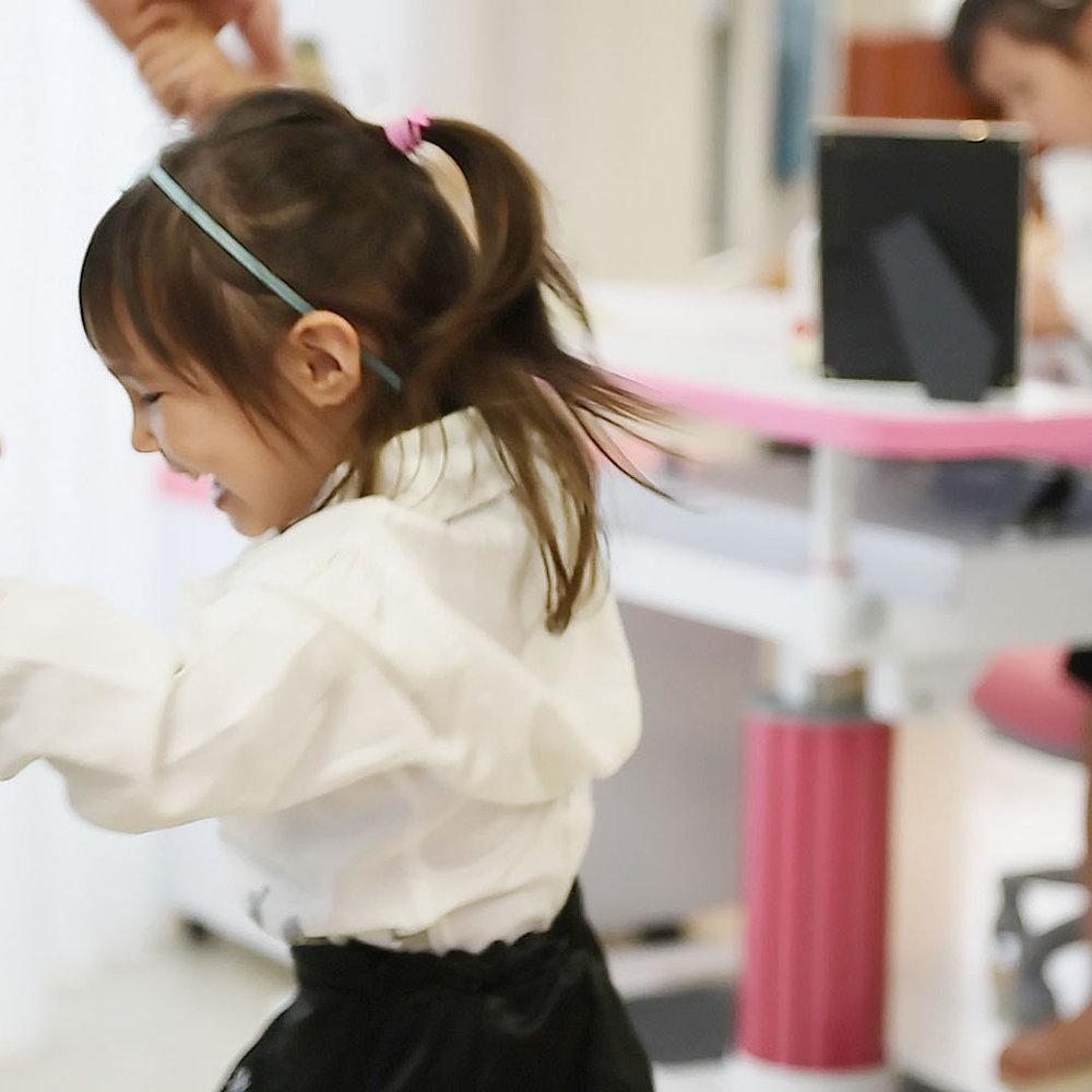Kids - Height Adjustable Furniture