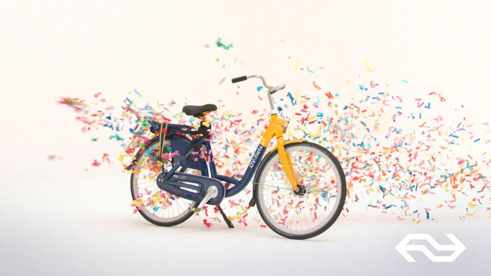 NS - 10jaar OV fiets