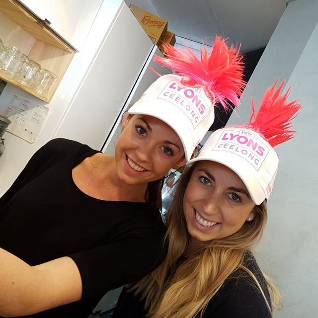 Our new hats are in! Now everyone can have a Mohawk #thinkpink #thinkdifferent #thinkindependent