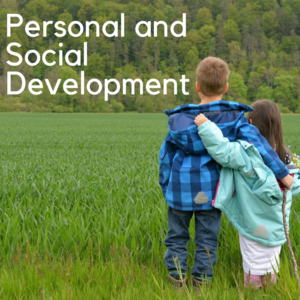 Click to learn a little about personal, social and emotional development up to year 1.