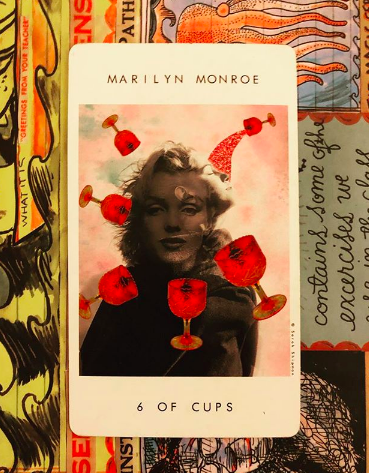 Card of the Day: Six of Cups — The Rad Diviner
