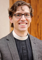 The Rev. John Bolin Shellito, Associate Rector       📧     One of the things I appreciate most about my work is the opportunity to grow with individuals and families who are finding their spiritual rootedness at St. George's: it is an incredible gift to share moments of abundant life revealed in the midst of a broken world.