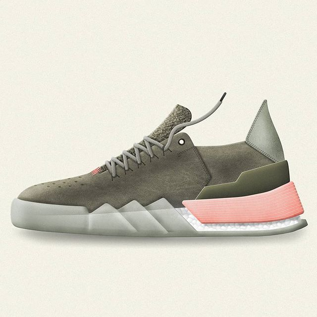 adidas SBR - The outcome of a design process project at @adidas