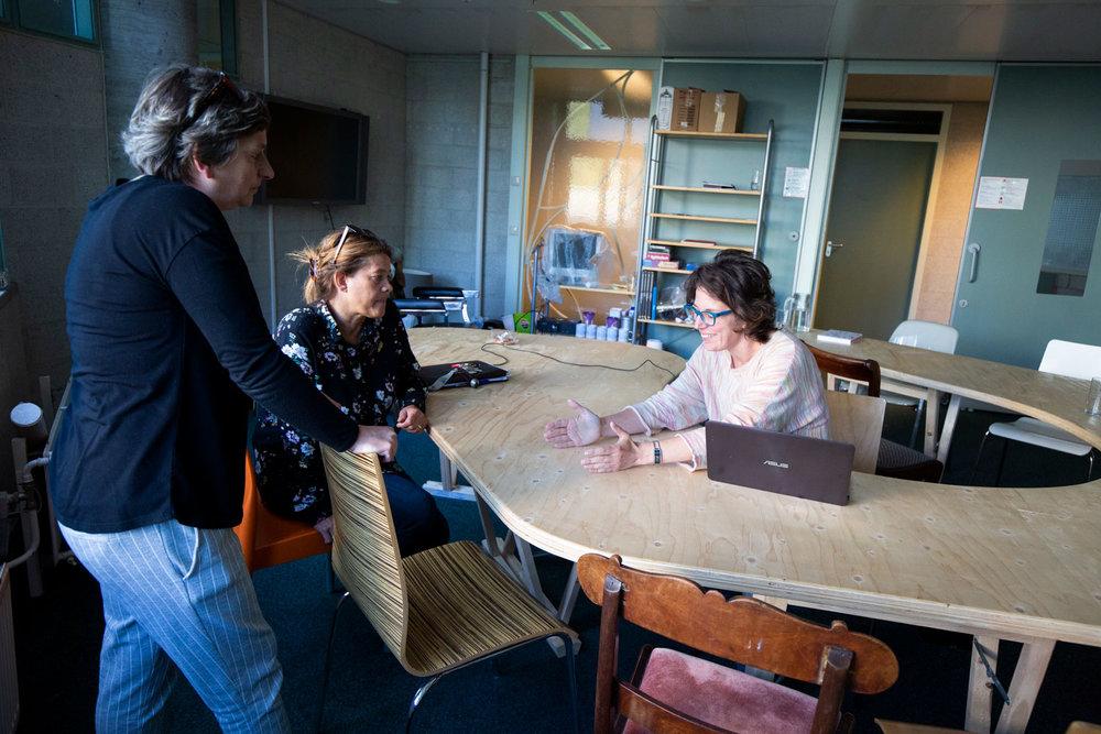 Werken - Levendigeco-workingspace