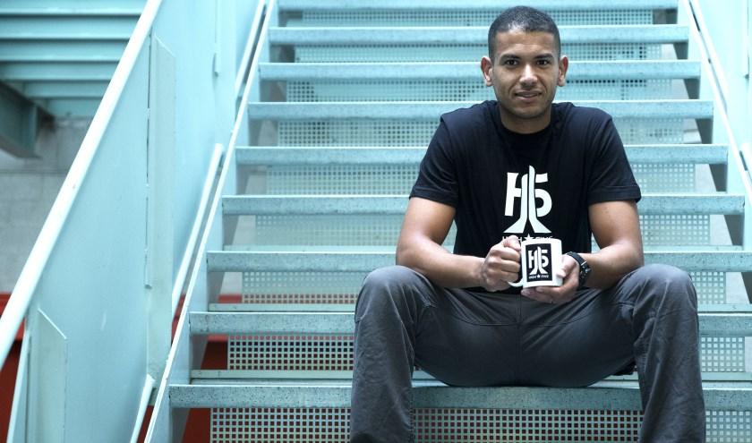 Ibrahim Deraz (foto: Esther Geradts, Fisheye Productions)