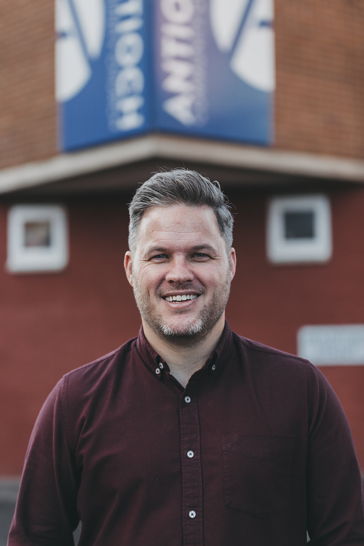 Todd Roberts - Lead Pastor