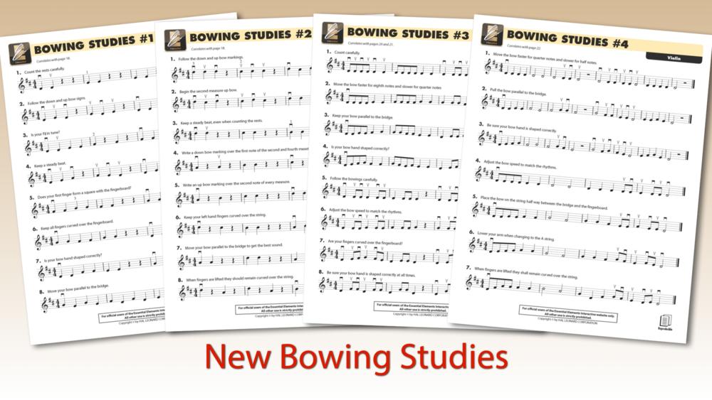 3 - Bowing Studies.png