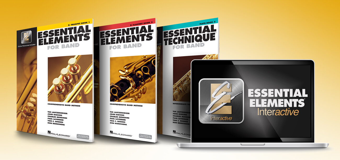 ESSENTIAL ELEMENTS FOR BAND FLUTE BOOK 3