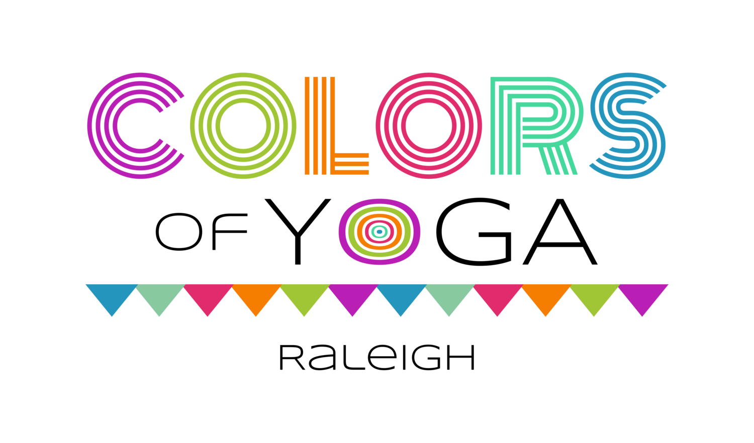 Colors of Yoga Raleigh
