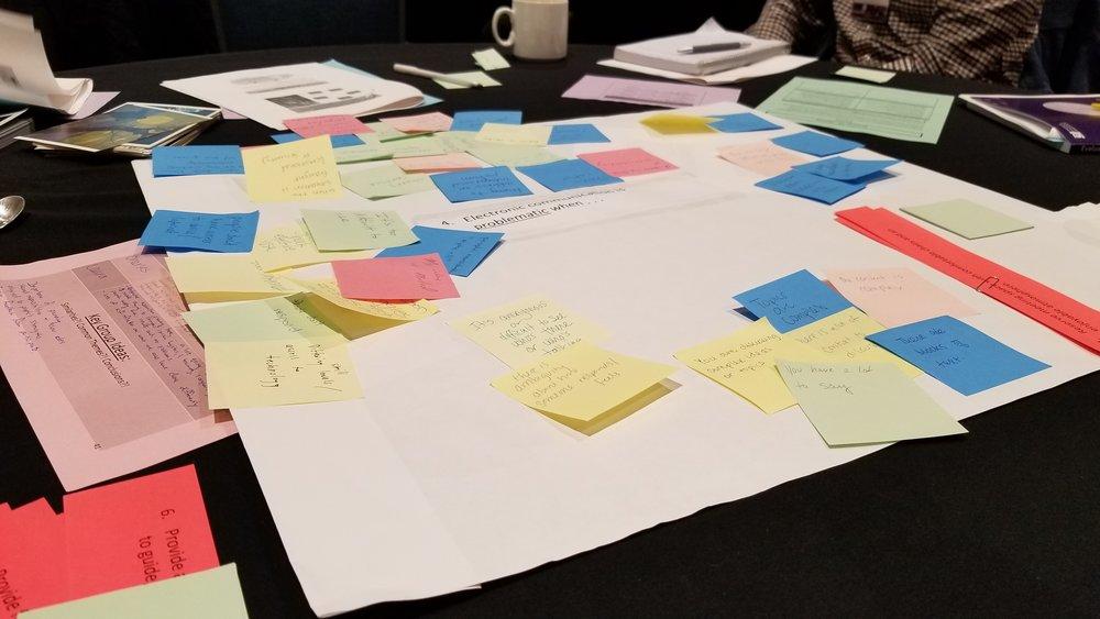 The Evaluation Purpose Statement -