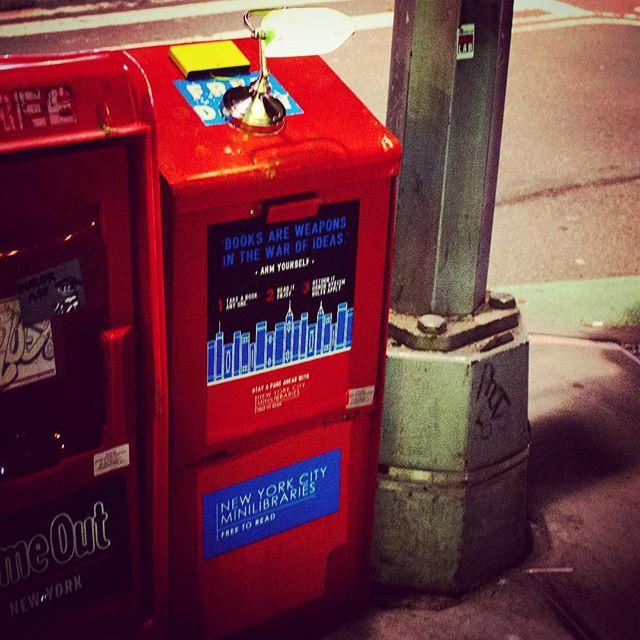 #newyork #library #read #vote