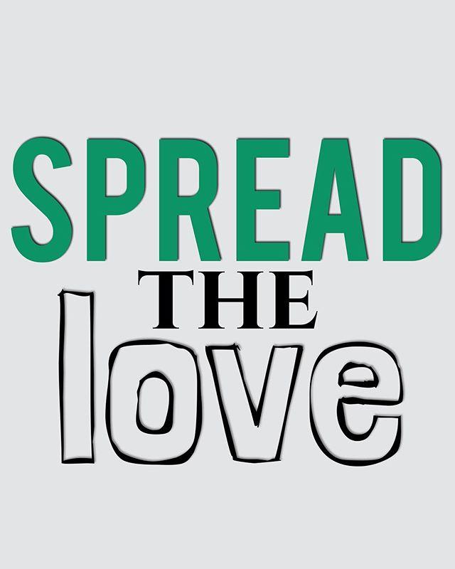 Always spread the love ❤ Gebt Euren Freunden und der Familie Komplimente, kleine Geschenke oder einen lieben Brief. Mit kleinen Dingen kann man schon ein Lächeln ins Gesicht zaubern. 😊 Was tut Ihr am Liebsten?
