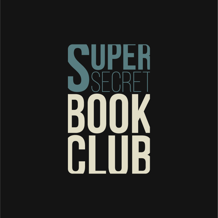 BOOK CLUB - A local Tulsa book club needed a logo. This is what we came up with!
