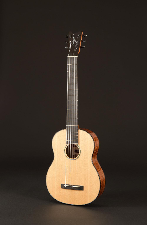 Six-String Spruce Mahogany