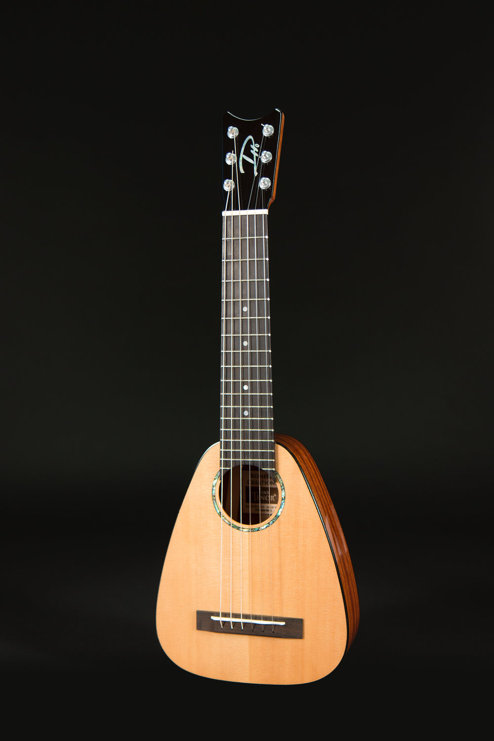 Tiny Tenor 6 String Spruce Mahogany