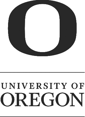 University of Oregon Geology Department