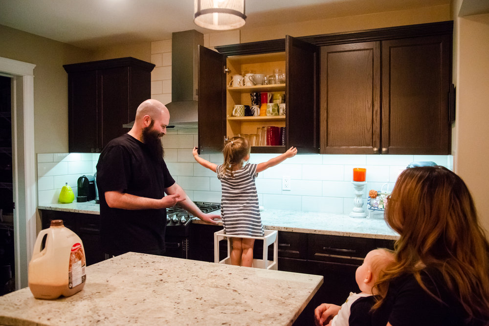 In-Home Lifestyle Photography