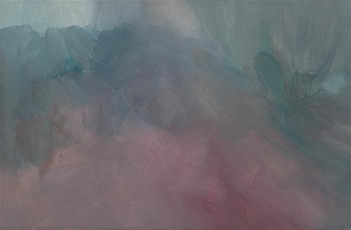 acrylic on canvas, 30 x 20 cm — SOLD