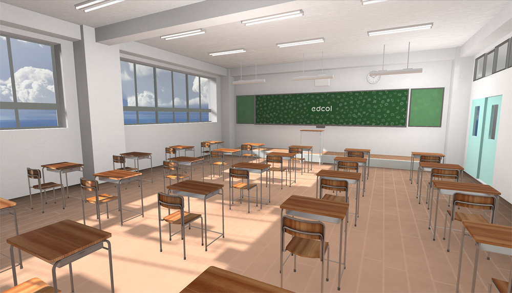 Copy of 教室