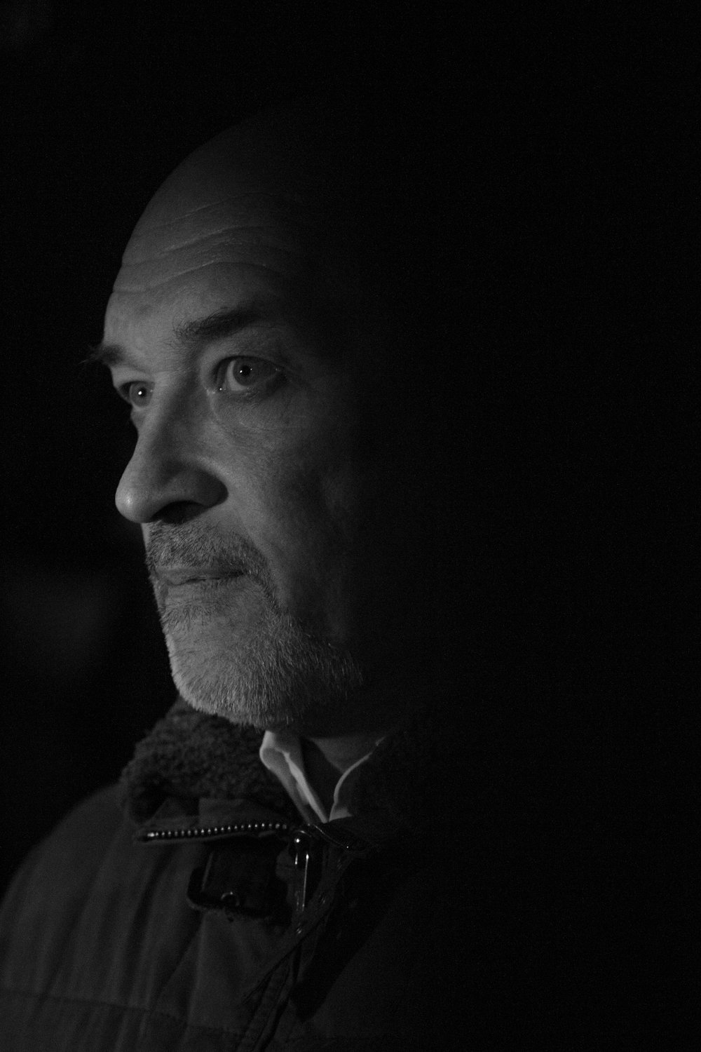 George Tuka, the Deputy Minister for the temporarily occupied territories and internally displaced persons. In 2015 was the governor of Luhansk region.
