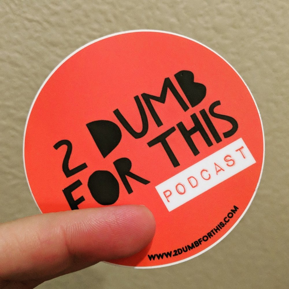 Want one of these bad boys?  Request your free sticker here .