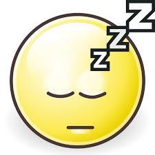Restful sleep -