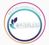 Waterless Medi-Pedi & Nail Spa