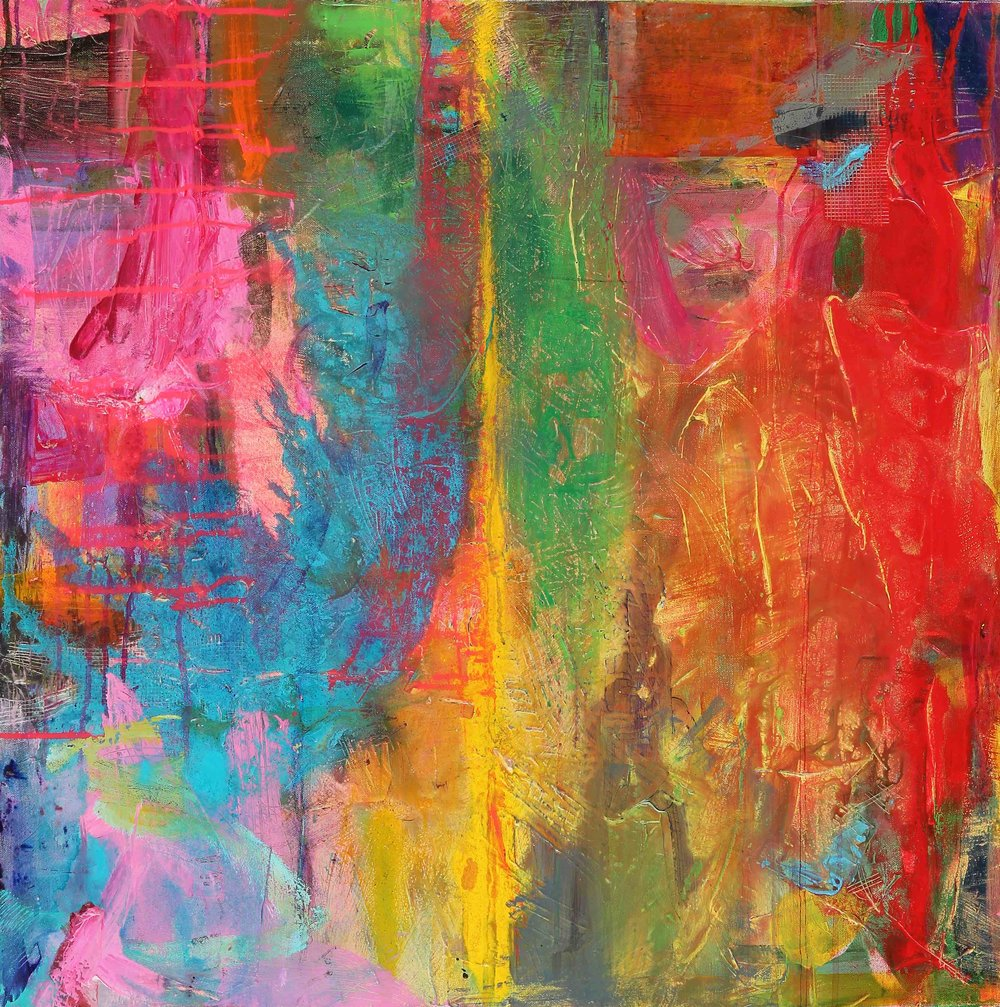 VIbrant Abstracts -